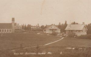 RP; SQUIRREL ISLAND , Maine , 1900-10s