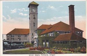 Oregon Portland Union Depot