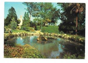 France Cote D'Azur Le Jardin Grasse Cite des Parfums MAR Postcard 4X6