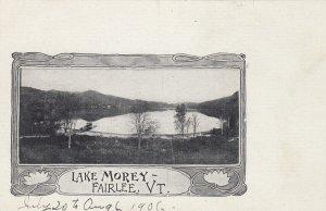 FAIRLEE , Vermont , 1901-07 ; Lake Morey