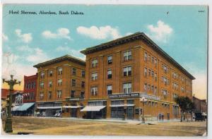 Hotel Sherman, Aberdeen SD