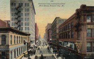 KANSAS CITY , Missouri, 1911 ; Petticoat Lane