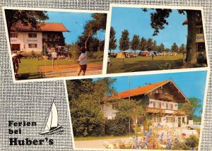 Uebersee Feldwies Oberbayern Hotel Garni Chiemseeklause Gasthaus Camping