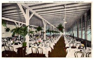 Connecticut  West Haven , Wilcox's Pier Restaurant , Dining Room