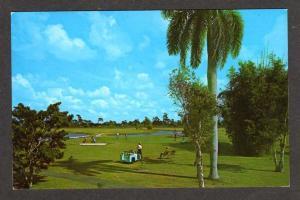 FLORIDA FL NAPLES ON THE GULF Club Hotel Golf Course