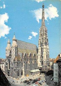 St Stephen's Catheral Vienna Austria 1971