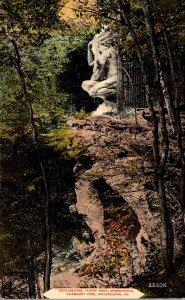 Pennsylvania Philadelphia Fairmount Park Wiissahickon Indian Rock Teddyuscong