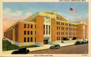 MN - Minneapolis. Armory