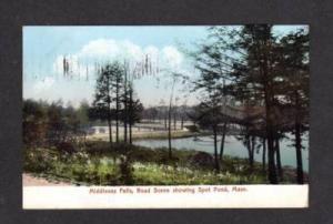 MA Spot Pond MIDDLESEX FELLS MALDEN MASSACHUSETTS MASS