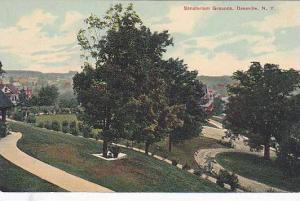 Sanatorium Gorunds, Dansville, New York, 1900-1910s
