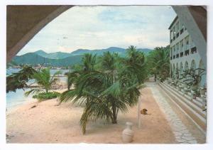 St Maarten St Martin Tropez Beach Hotel 1981 Stamp St Kitts