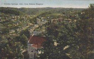 Arkansas Eureka  Springs From Bakers Hospital