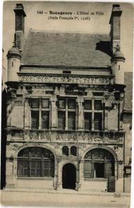 CPA BEAUGENCY - L'Hotel de Ville (270605)
