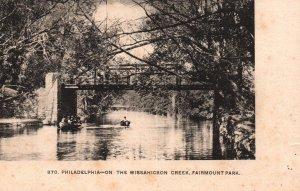 Wissahickon Creek,Fairmount Park,Phildelphia,PA BIN