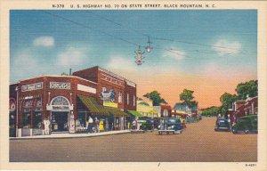 North Carolina Black Mountain State Street Drug Store