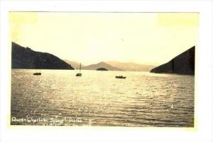 RP  Queen Charlotte Sound , Picton , New Zealand, 1910-30s