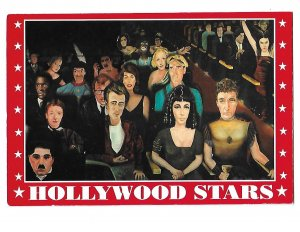 Classic Hollywood Film Stars Elizabeth Taylor, Richard Burton Woody Allen More
