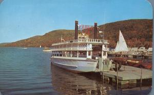 Paula Lee Excursion Boat on Otsego Lake - Cooperstown, New York
