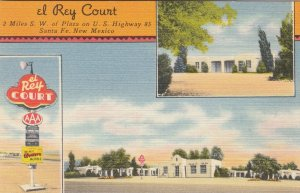 SANTE FE, El Rey Court, New Mexico, 30-40s
