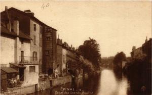 CPA 12 ÉPINAL Cana des Grands Moulins (405621)