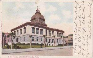 Florida Jacksonville City Hall 1906