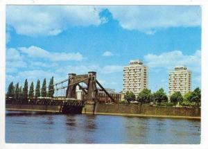 WROCLAW , Poland, 50-60s   Most Grunwaldzki