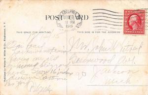 Binghamton New York~State Hospital & Susquehanna Valley~Farmland~House~1915 Pc