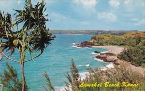 Hawaii Kauai Lumahai Beach