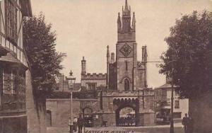 Eastgate, Warwick, England, UK, 1900-1910s