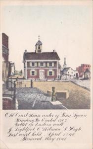Old Court House Penn Square Reading Pennsylvania