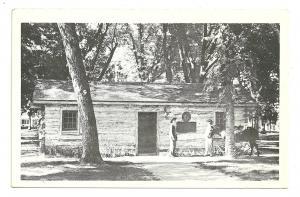 Gothenburg Nebraska, Home of original pony Express Station, RPPC