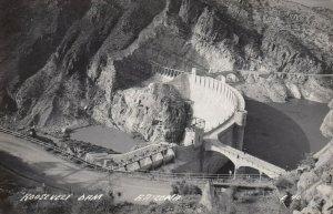 RP: ROOSEVELT , Arizona , 1930-40s ; Roosevelt Dam