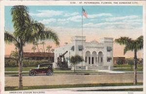 Florida St Petersburg American Legion Building Curteich