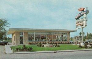 SKOKIE , Illinois, 1950-60s ; Jack's Snack Shop