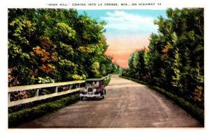 Wisconsin  La Crosse ,Irish Hill