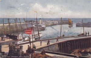 BRIDLINGTON , Yorkshire , England , 00-10s ; Piers & Harbour ; TUCK 6217