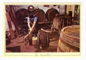 Les Metiers D'Antan , Le Tonnelier, France, 50-60s