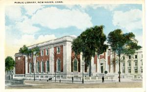 CT - New Haven - Public Library