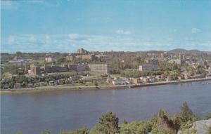 CHICOUTIMI , Quebec , Canada, 50-60s