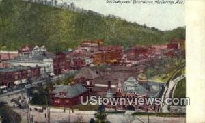 Hot Springs, Arkansas, Post Card     ;     Hot Springs, AR