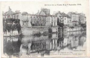 France.  Bataille De La Marne 1914