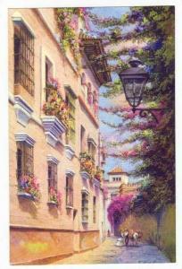 ANDALUCIA, Spain, Callejon Tipico, 00-20s