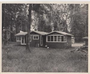 RP; Riverside Auto Camp, Nanaimo River , B.C. , Canada , 1910-30s