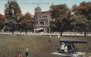 The Theatre , RICHMOND-on-THAMES , England , 00-10s