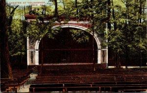 Pennsylvania Erie Theatre At Waldameer 1908