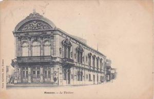 France Roanne Le Theatre 1903