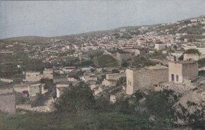 NAZARETH, Israel, 1940-1950s; Aerial View
