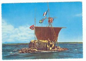 Kon-Tiki Expedition 1947, Inside Polynesia,