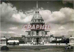 Modern Postcard Paris Le Dome des Invalides