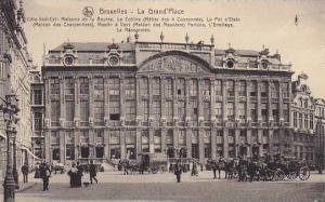 Belgium Brussels Grand' Place